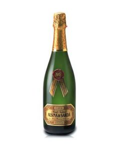 "Gran Reserva Brut Nature ""Sello"" - A&S"